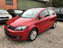 VW Golf Plus 1,6 TDi 105 Comfortline BM