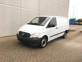 Mercedes Vito 110 2,2 CDi Works L