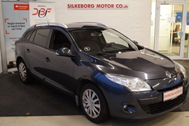 Renault Megane III 1,9 dCi 130 Expression ST