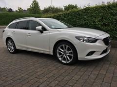 Mazda 6 2,2 2,2 SW
