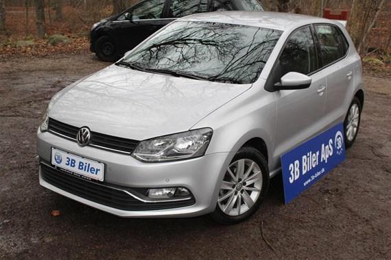 VW Polo TDI BMT BlueMotion  5d 1,4