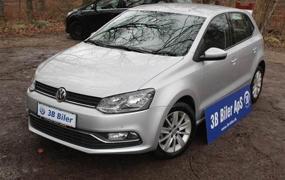 VW Polo TDI BMT BlueMotion  5d 1,4