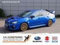 Subaru WRX 2,5 Turbo Sedan AWD Manuel gearkasse