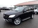 Mercedes ML250 2,2 BlueTEC aut. 4-M