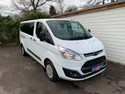 Ford Tourneo Custom 300S TDCi 125 Limited 2,2