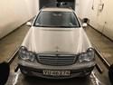 Mercedes C220 2,2 220 CDI AUT.