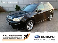 Subaru Forester 2,0 XS AWD  5d