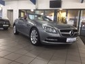 Mercedes SLK250 2,2 CDi aut. BE