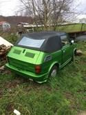 Fiat 126 0,6 P CabrIolet