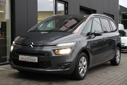 Citroën Grand C4 Picasso 1,6 THP 165 Exclusive EAT6