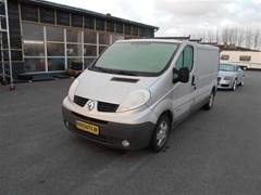 Renault Trafic 2,5 T29 L2H1  DCI Quickshift  Van 6g Aut.
