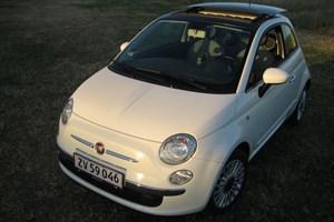Fiat 500 1,2 1.2 Louge
