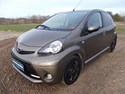 Toyota Aygo 1,0 VVT-i T2 Comfort Air