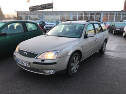 Ford Mondeo 2,0 TDCi 115 Trend stc.