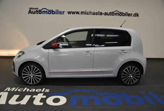 Splinternye VW UP! 1,0 TSi 90 Beats Up! BMT OY-53