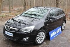 Opel Astra Sports Tourer  CDTI DPF Sport  Van 6g Aut. 2,0