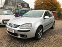 VW Golf V 2,0 TDi 140 Comfortline