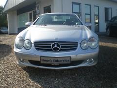 Mercedes SL500 5,0 aut.