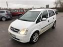 Opel Meriva 1,7 Activan  CDTI  Van