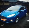 Ford Fiesta .0 EcoBoost (00 HK) Hatchback, 5 dørs Forhjulstræk Manuel