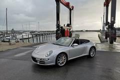 Porsche 911 Carrera 4S 3,8 Cabriolet Tiptr.