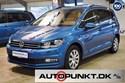 VW Touran 1,4 TSi 150 Comfortline DSG BMT