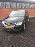 VW Touran 1,9 TDi Van