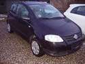 VW Fox 1,4 TDi