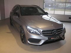 Mercedes C200 d 1,6 AMG Line stc.