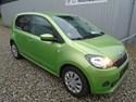 Skoda Citigo 1,0 60 110 Edition GreenTec