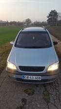Opel Zafira 1,8 1,8 16V
