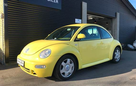 VW New Beetle TDi 90 Highline 1,9