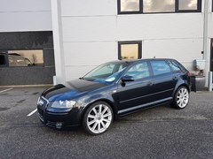 Audi A3 2,0 TDi 140 Attraction SB DSG