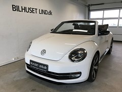 VW The Beetle 2,0 TDi 140 Sport Cabriolet