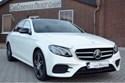 Mercedes E350 d 3,0 aut.