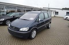 Opel Zafira 2,0 DTi 16V Flexivan Comfort