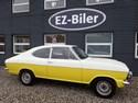 Opel Kadett 1,9 LS Coupé Rallye