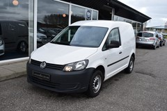 VW Caddy 1,6 TDi 75 BMT Van