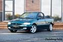 Ford Escort 16V Ghia Cabriolet