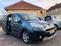 Peugeot Partner Tepee 1,6 HDi 75 Comfort+