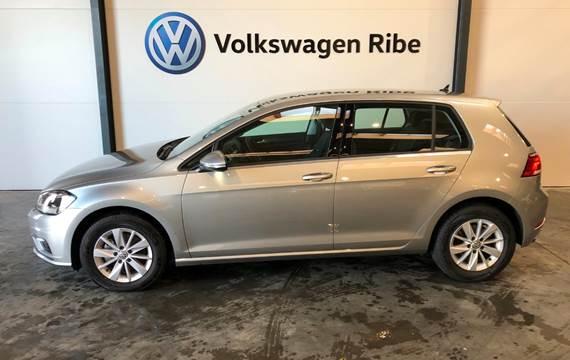 VW Golf VII 1,6 TDi 115 Comfortline DSG