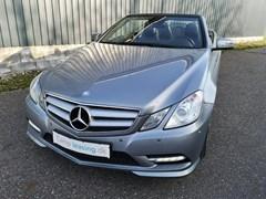 Mercedes E250 2,2 CDi Cabriolet aut. BE