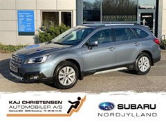 Subaru Outback 2,0 D Ridge AWD Lineartronic  Stc 7g Aut.