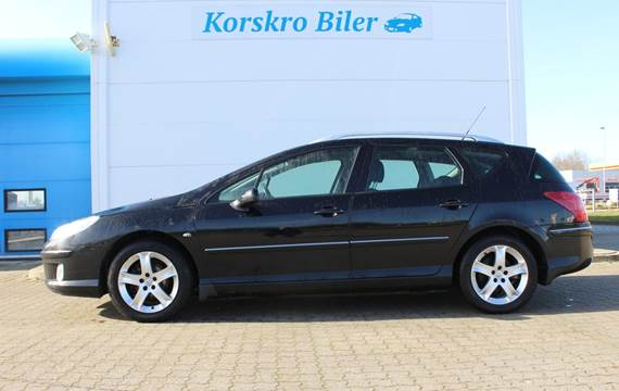 Peugeot 407 1,6 HDi Perfection SW