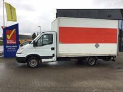 Iveco Daily 3,0 35S18 Alukasse m/lift