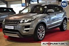 Land Rover Range Rover evoque 2,2 SD4 Pure aut.