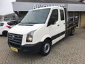 VW Crafter 2,5 TDi 109 Db.Cab