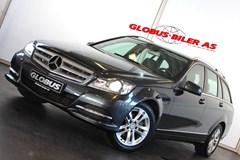 Mercedes C220 2,2 BlueTEC Avantgarde stc.