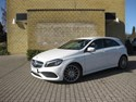 Mercedes A200 1,6 Final Edition AMG Line