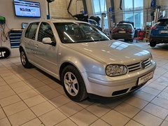 VW Golf IV 2,0 Trendline